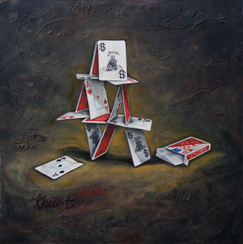 Image12The-Economy-Faith-series,oilcanvas,24x24,2011